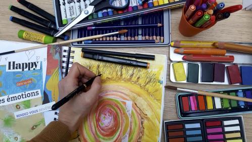 Image atelier art