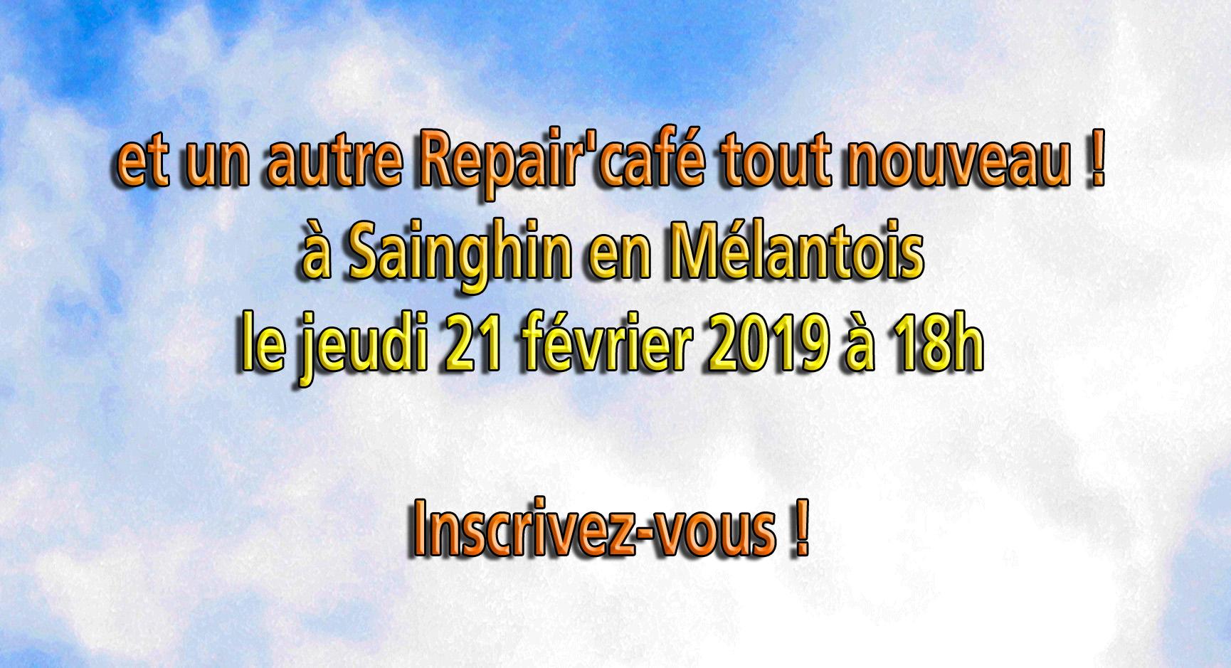 Repair marque 2019