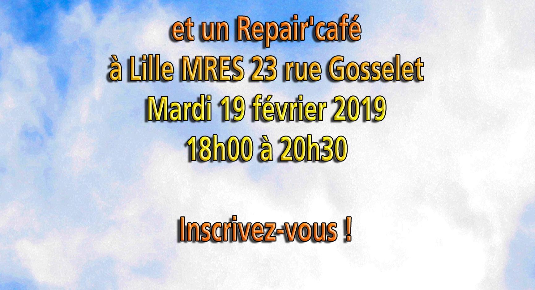 Repair mres 2019